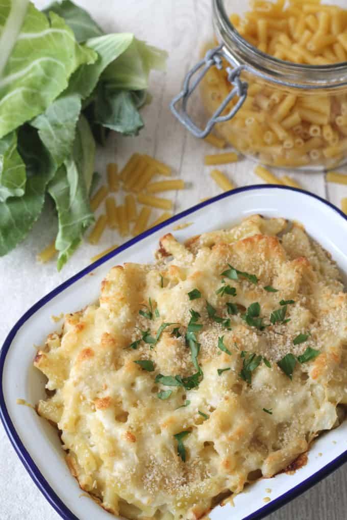 dairy free macaroni cheese