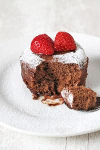 Nutella Mug Cake | My Fussy Eater