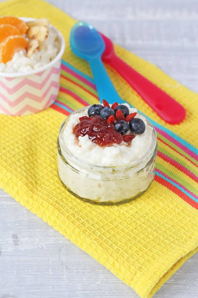 rice pudding with coconut rice pudding honey coconut rice pudding ...