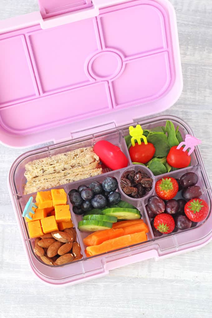 Picturesque Bento Box Lunch For Kids