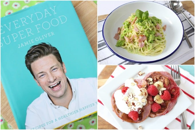 Jamie Oliver Everyday Superfood Book Review My Fussy Eater
