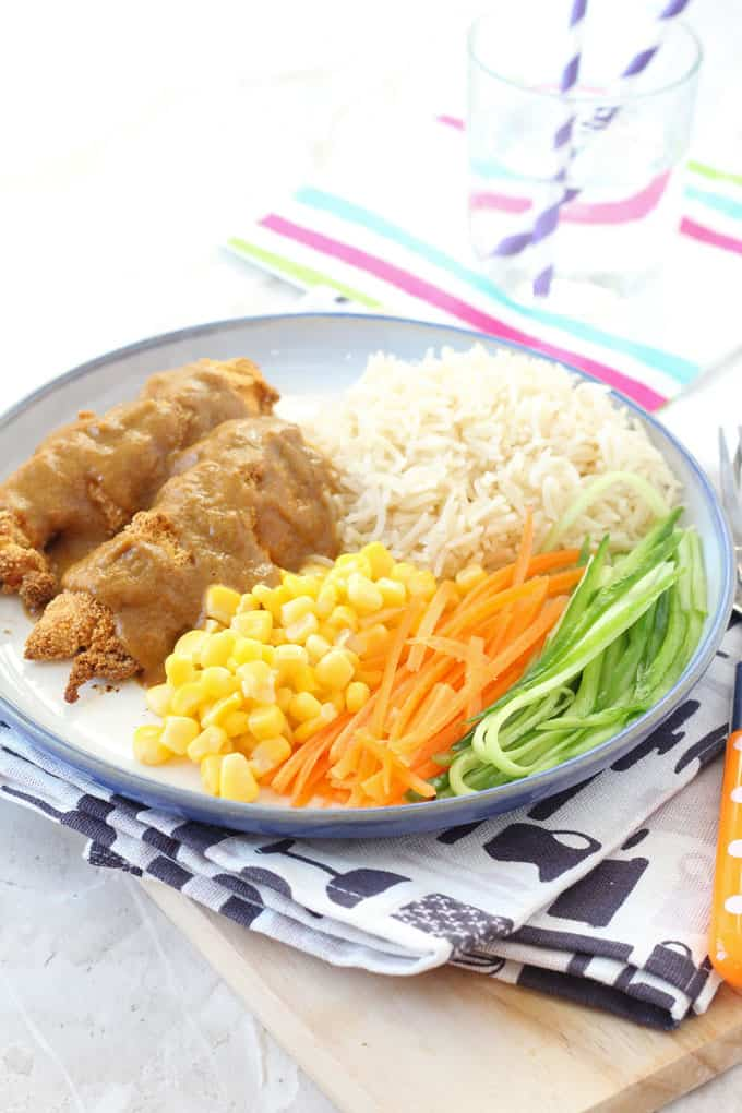 Chicken Katsu Curry My Fussy Eater Healthy Kids Recipes