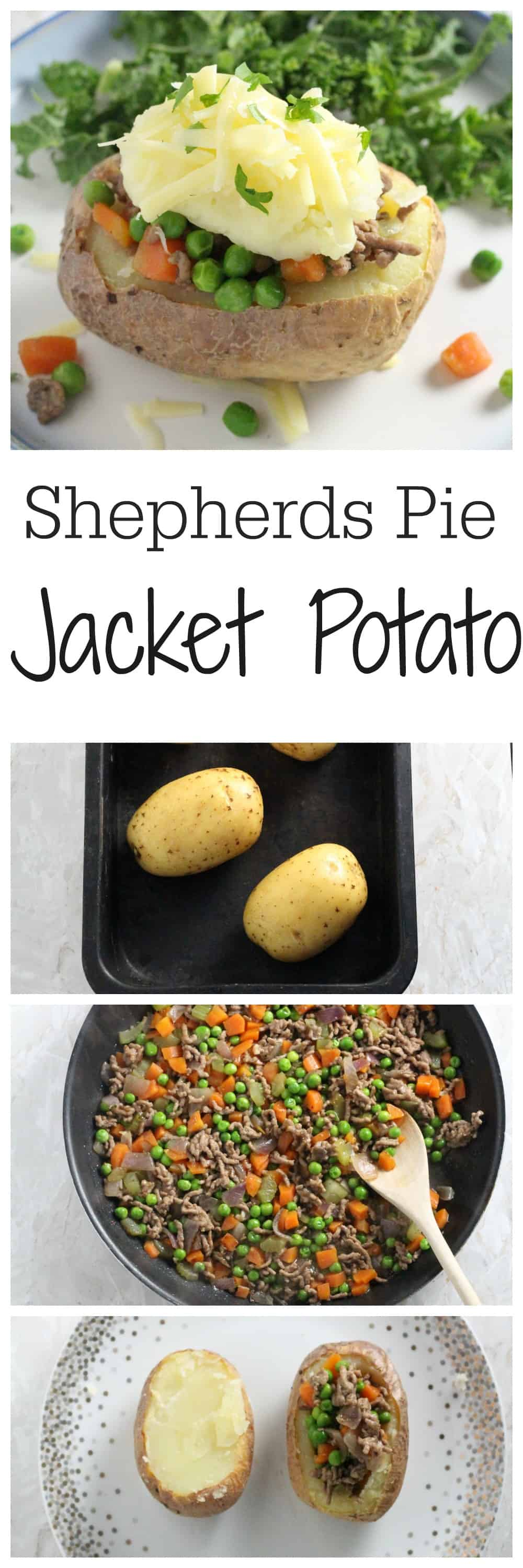 how to make jacket potato in oven