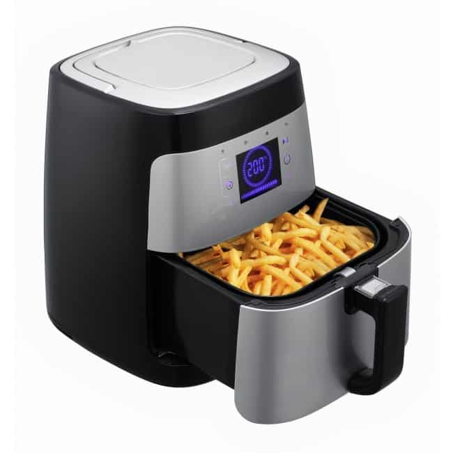Optimum healthyfry air fryer giveaway my fussy eater for Air fryer fish