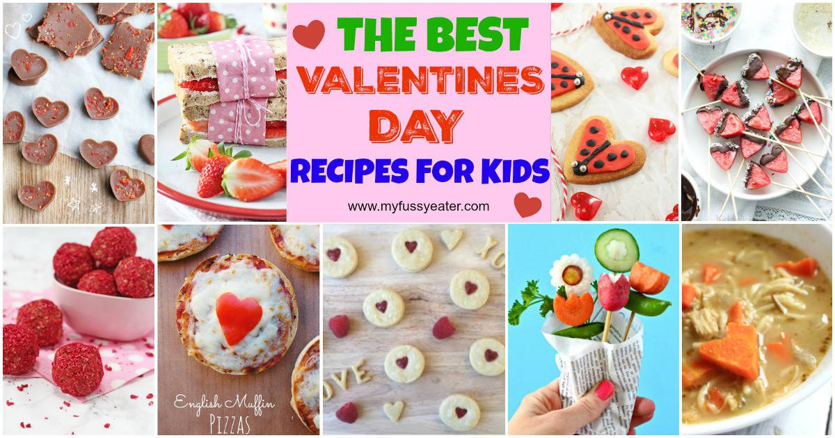 The best valentine 39 s day recipes for kids my fussy for Best valentines day meals