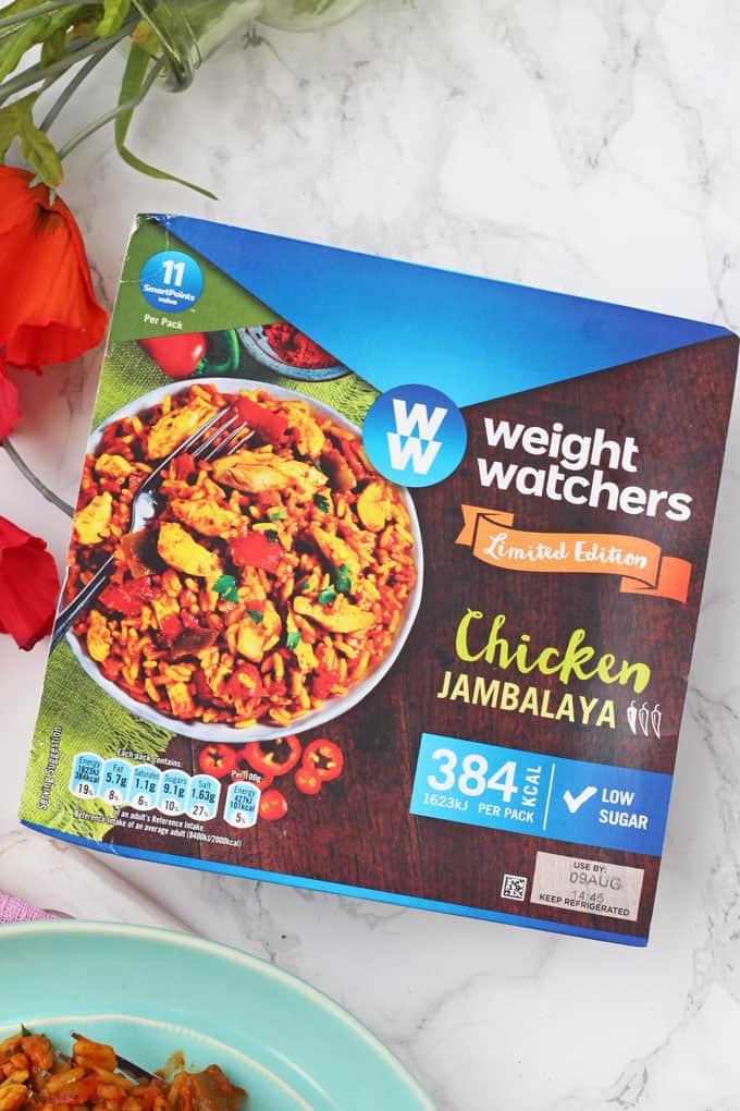 Weight Watchers Chicken Jambalaya