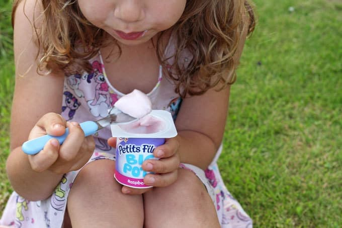 Petits Filous Goodness - Less Sugar and More Vitamin D
