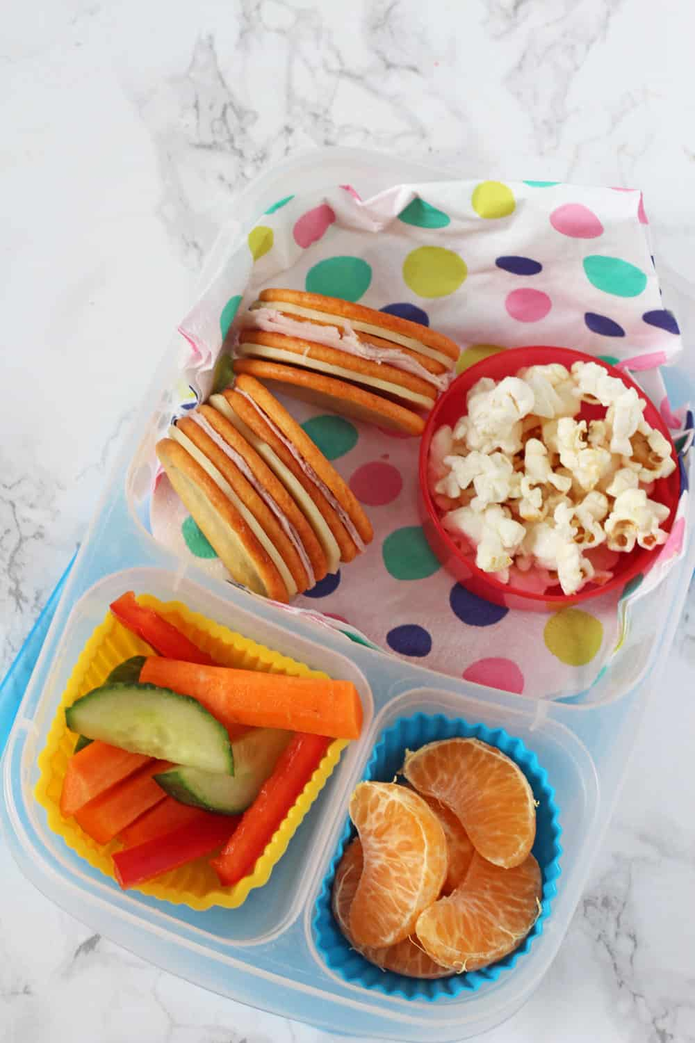 5 Tips for packing a picky eater's lunch box!