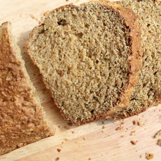 Irish Wholemeal Bread