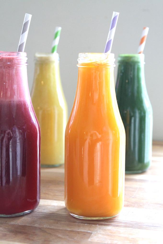 Child friendly juice recipe