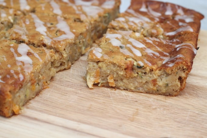 zucchini cake | www.myfussyeater.com