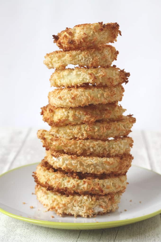healthy onion rings