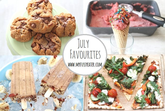 My Fussy Eater July Favourites