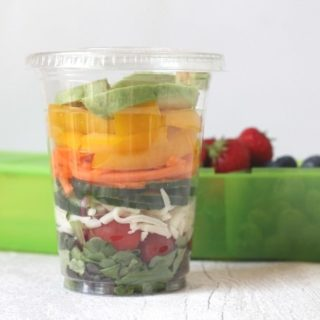 Picnic Salad Cups