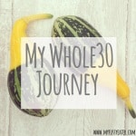 My Whole30 Journey