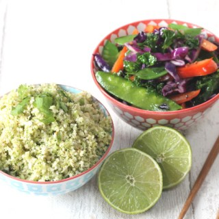 thai cauliflower broccoli rice