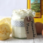homemade mayonnaise no sugar