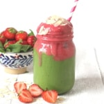frozen superhero smoothie