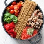 one pot creamy pasta gluten free