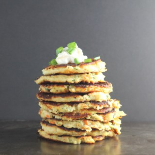 Bubble & Squeak Fritters