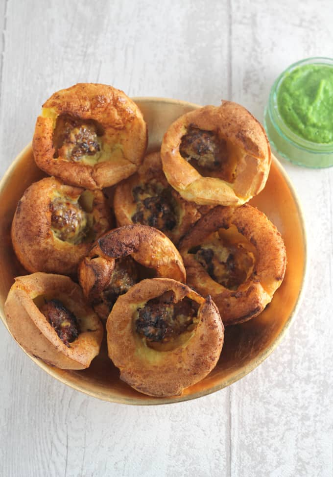 mini toad in the hole kids