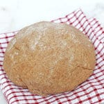 Easy & Freezable Honey Wholemeal Pizza Dough Recipe