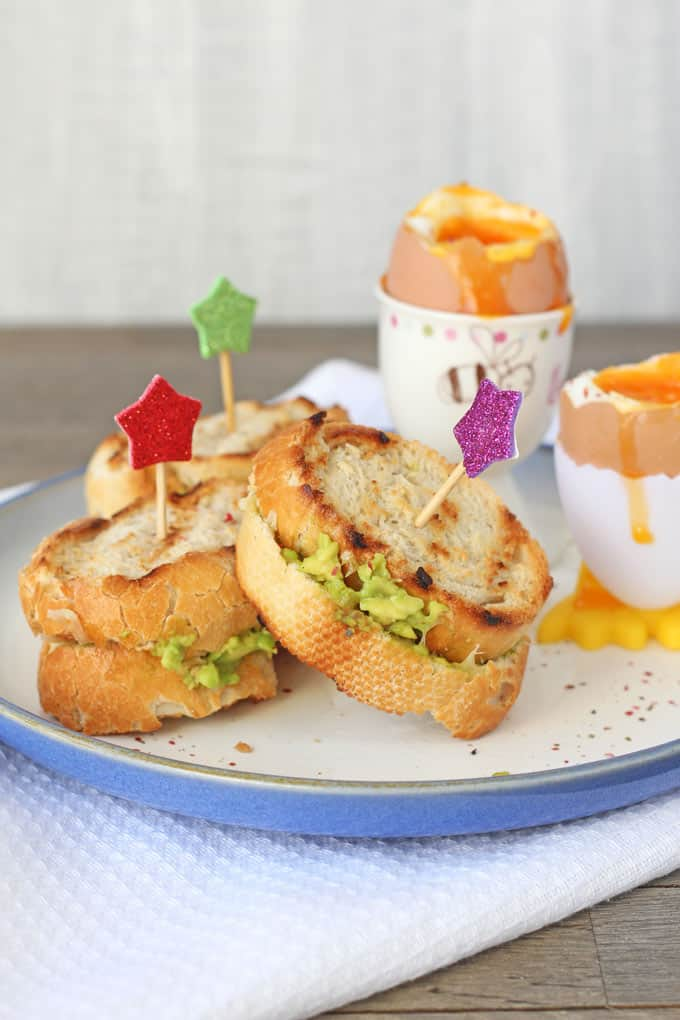 Dippy Eggs with Avocado Grilled Cheese Toasties   My Fussy Eater Blog