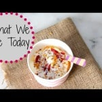 What We Ate Today | My Fussy Eater Blog