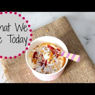 Video: What We Ate Today #1