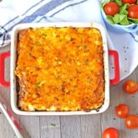 30 Minute Lasagne
