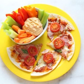 {Video} 5 Minute Pizza for Kids