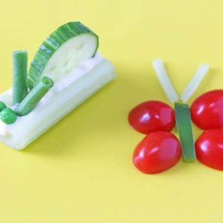 Veggie Bugs – Fun & Healthy Snacks for Kids