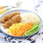 Make this Wagamama favourite at home! Chicken Katsu Curry, super milk and suitable for kids! | My Fussy Eater blog