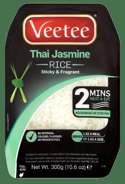 Veetee Thai Jasmine Rice
