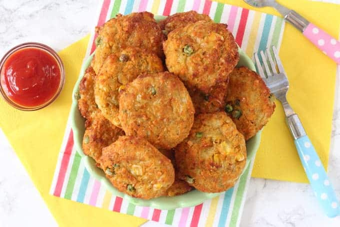 Lentil Veggie Nuggets My Fussy Eater Healthy Kids Recipes