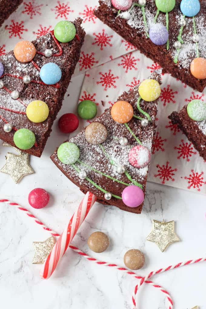 Christmas Tree Chocolate Cake Pops My Fussy Eater Easy Kids