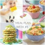 Family Weekly Meal Plan