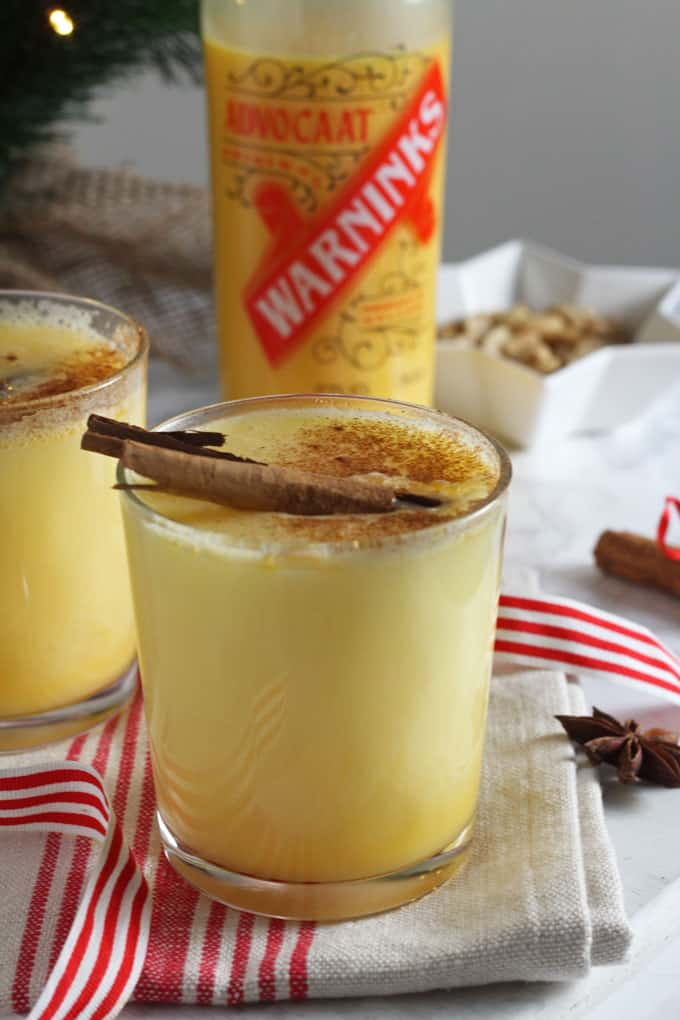 Festive Traditions with Advocaat Snowball