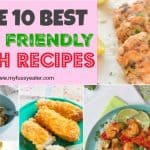15 of the best healthy kid approved sauces dips my for Kid friendly fish recipes