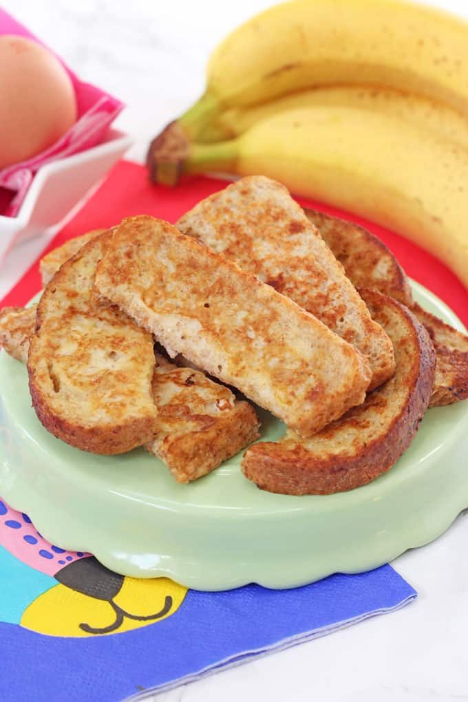 French Toast or Eggy Bread