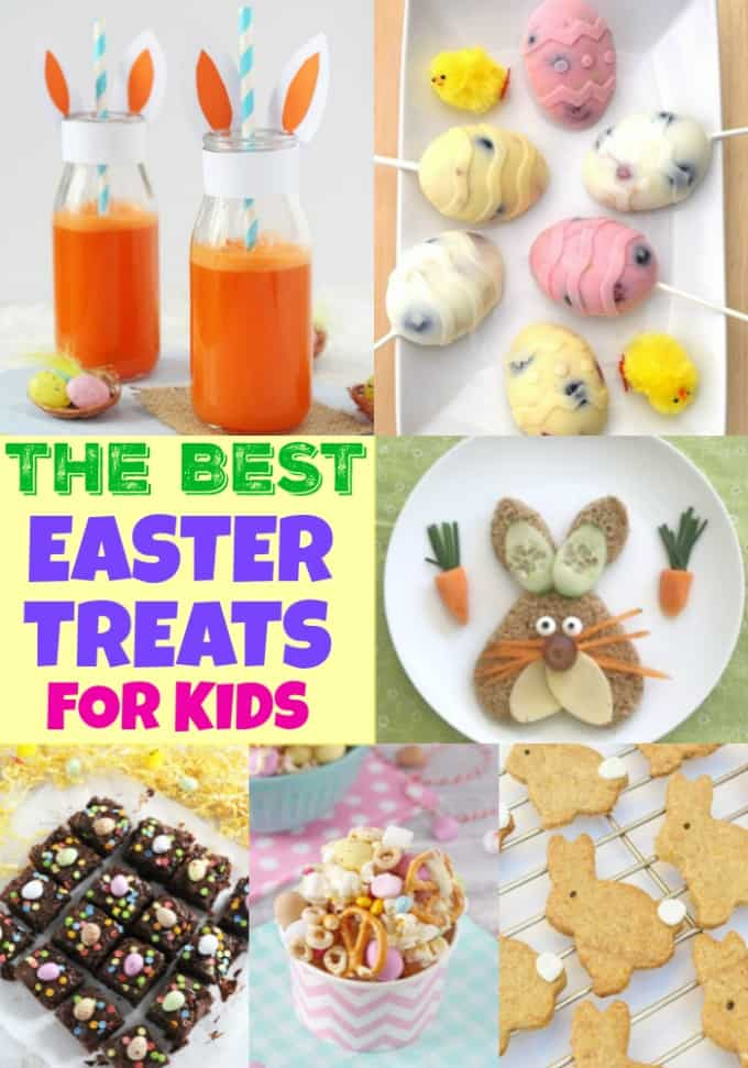 The Best Easter Treats for Kids! | My Fussy Eater