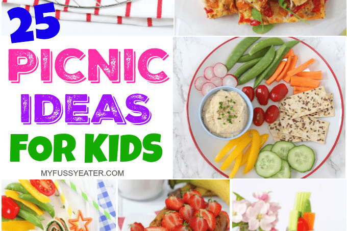 Food Ideas For Fussy Eaters