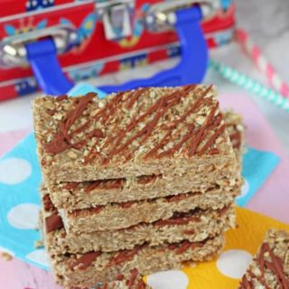 Sunflower Butter Energy Bars