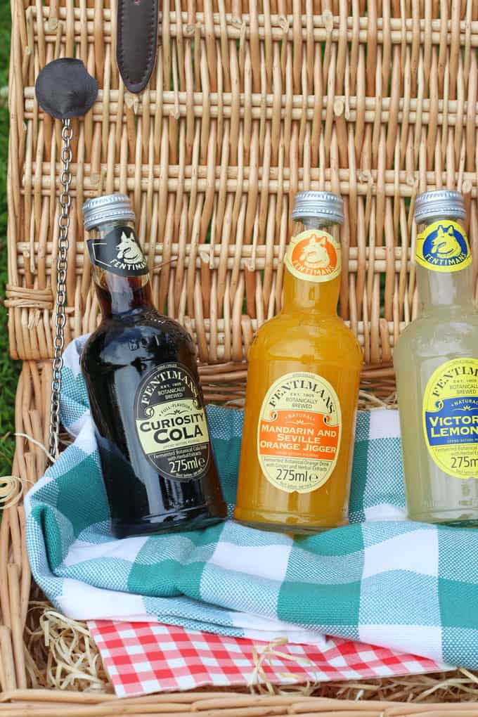 Fentimans Summer Drinks