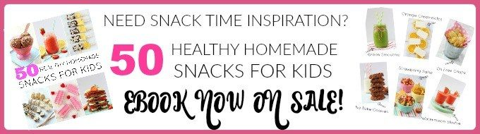 snacks for kids ebook