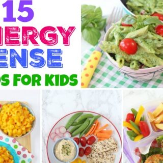 15 Energy Dense Recipes for Kids