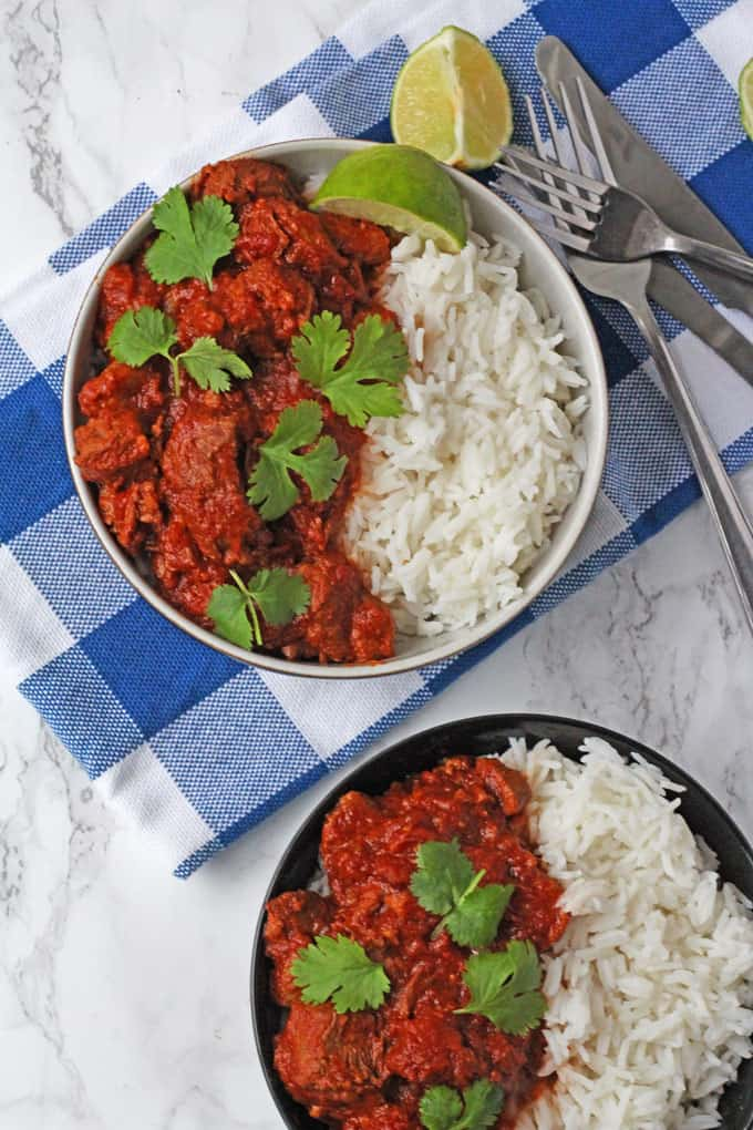 Easy Slow Cooker Lamb Curry My Fussy Eater Healthy Kids Recipes