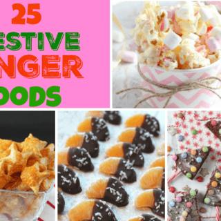 25 of the Best Festive Finger Foods!