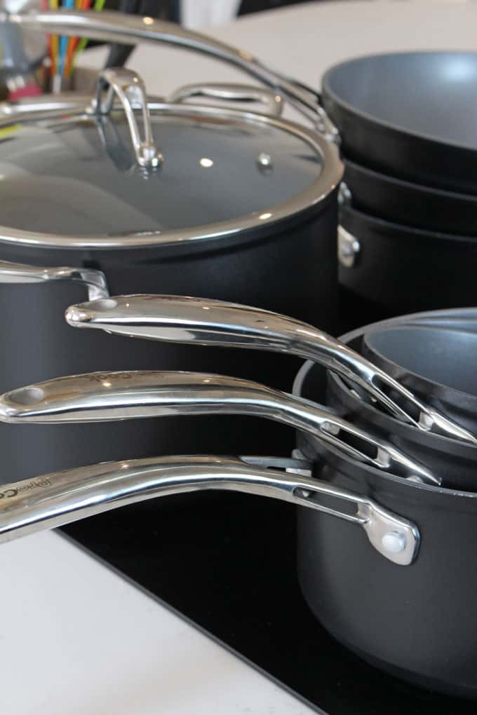 A review of the ProCook Ceramic Cookware range