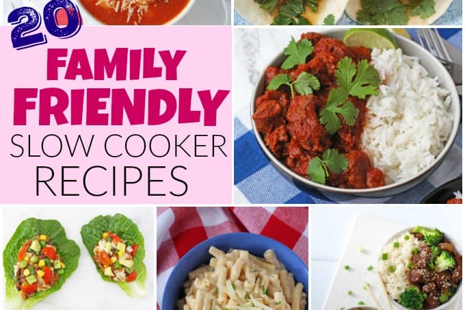 20 Of The Best Family Slow Cooker Recipes My Fussy Eater Healthy